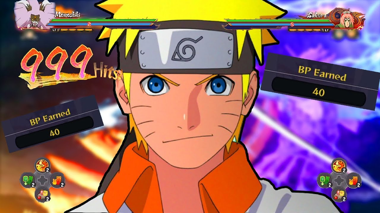 GOING FOR MAX RANK ON NARUTO STORM 4 2020 | Naruto Shippuden Ultimate Ninja Storm 4 DLC Ranked