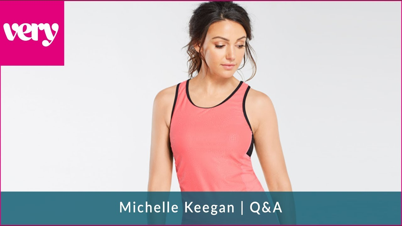 ebf622ec29be3 Very.co.uk - Q&A with Michelle Keegan - YouTube