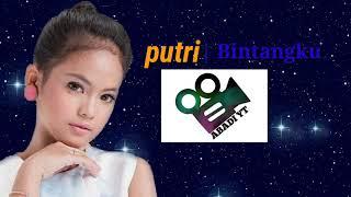 Putri - Bintangku | official Lirik video