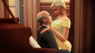IN LOVE WITH A GOLD DIGGER | Sims 4 Story