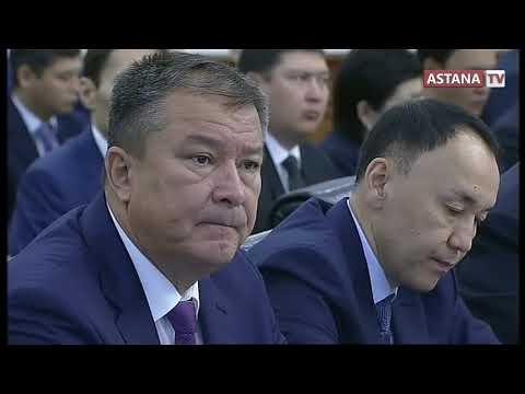 Расширенное заседание Правительства с участием Главы государства(15.07.2019)