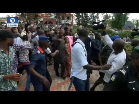 Angry Youths Beat Up Aregbesola's Aide