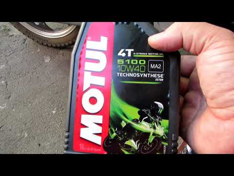 Какое моторное масло залить в мотоцыкл