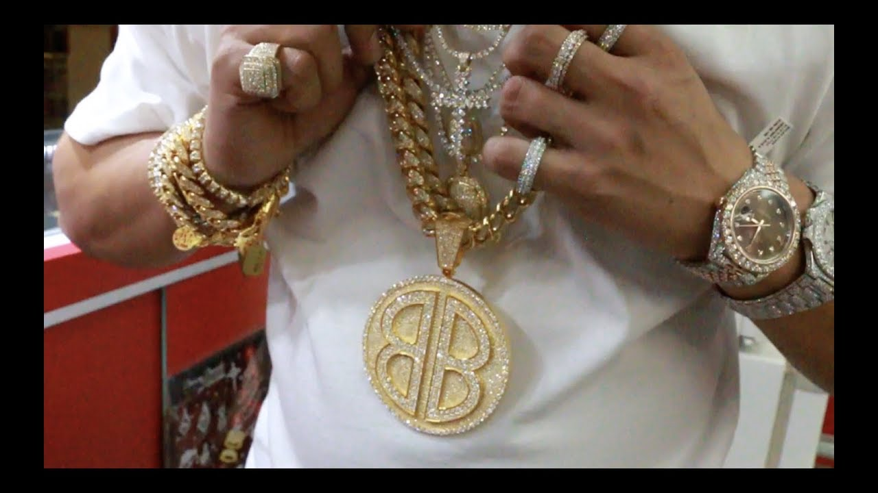 6fb62a5cefa7a5 Franky Diamonds Miami Jeweler shows us how to Spot Fake Gold & the  Difference in 10K, 14K & 24K Gold