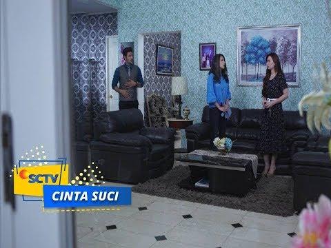Benar-Benar Mantul Akting Marcel dan Suci Untuk Mempermainkan Monica I Cinta Suci Episode 77 dan 78