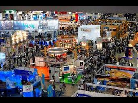 TRADE FAIR IN SENEGAL DAKAR CITY