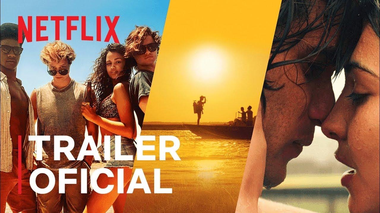 Outer Banks 1ª Temporada - Oficial Trailer Dublado