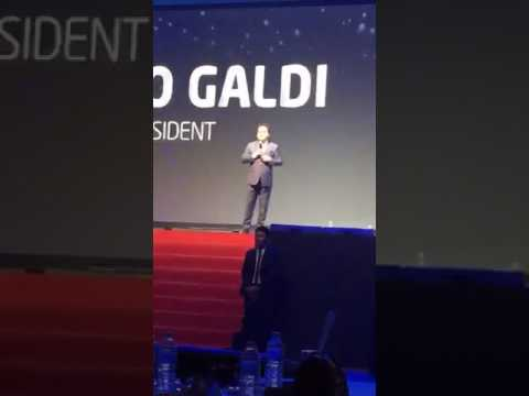 World event at Bangkok, FABIO PRESENTS