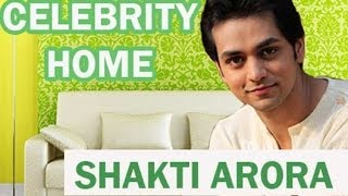 Shakti Arora Gives India Forums His House Tour | Exclusive