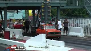 Rotores vs Pistones en Salinas Speedway