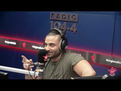 Lovin Dubai Joins the Kris Fade Show