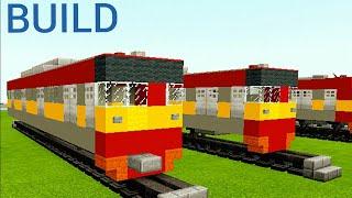 Download Video Minecraft KRL JR 203 Series Build MP3 3GP MP4