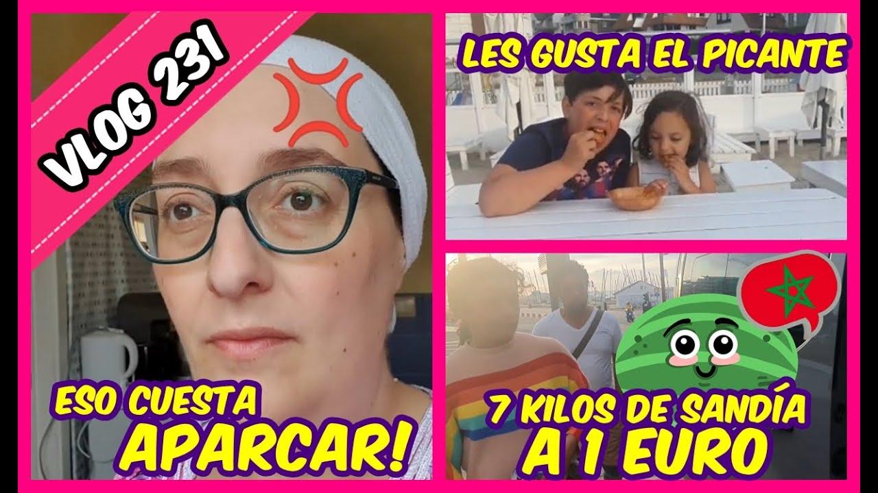 15 EUROS AL DÍA!!! + Hicimos PALOMITAS Caseras + SANDÍA DE MARRUECOS + MALA Hierba Nunca Muere