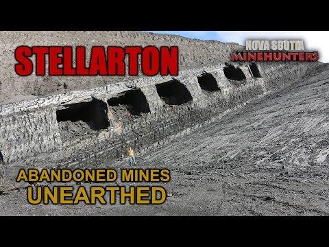 Ep.19  STELLARTON - Abandoned Coal Mines