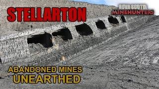 Ep19 STELLARTON  Abandoned Coal Mines