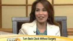 San Diego Dermatologist Dr. Tess Mauricio Turn Back the Clock WITHOUT Surgery