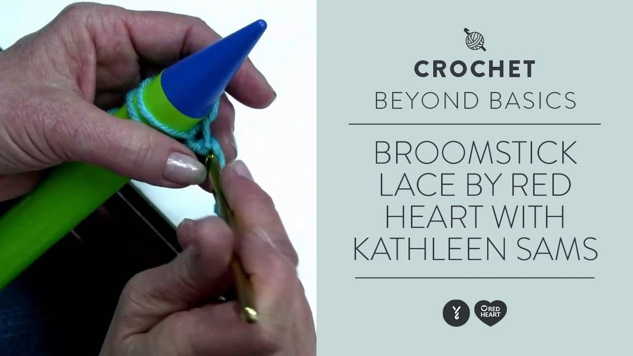 Trending: Broomstick Lace Patterns to Crochet - Stitch and Unwind