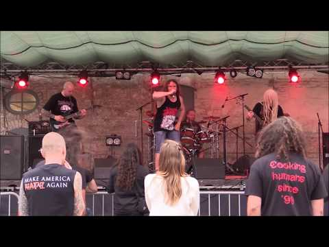 Balance of Terror - Accelerated Mutation (Lock up cover) live 2017