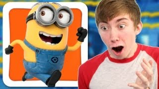 DESPICABLE ME: MINION RUSH - Part 1 (iPhone Gameplay Video)