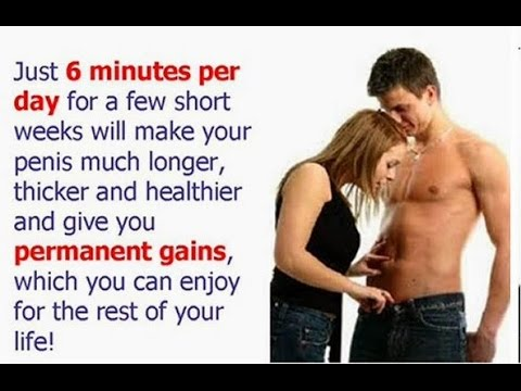 Exercise To Increase The Size Of Pennis Naturally