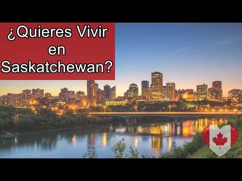 Programa migratorio en Saskatchewan.