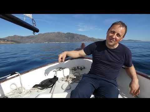 Cantiga de Leviatán : poetas a bordo.  Un mariñeiro poeta fisterrán. Juan Alberto Moure