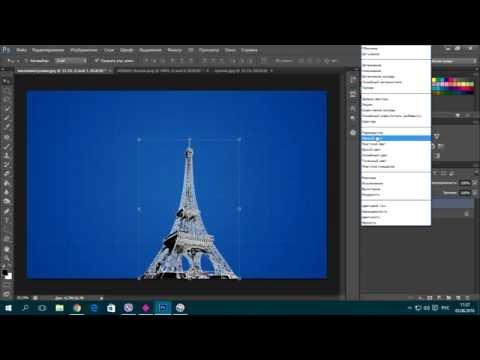 как сделать чертеж в Фотошоп Cs6
