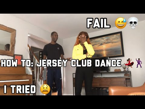 How To: Jersey Club | Learning How To Dance | Jersey Club Dance Tutorial | A TheJawn