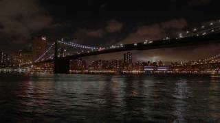 New York City at Night - Time Lapse Compilation