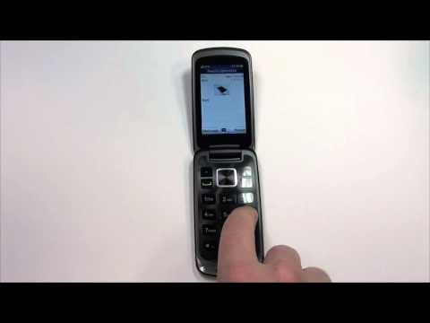 Motorola Gleam + - pošiljanje MMS sporočila