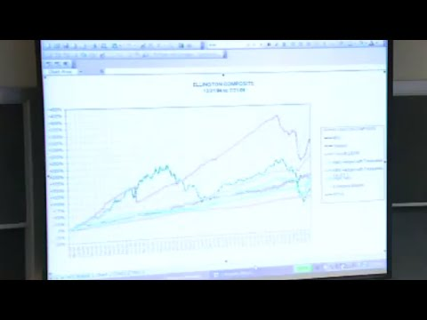 Quantitative Analysis - Lesson 1 - Finance Theory Introduction - P2
