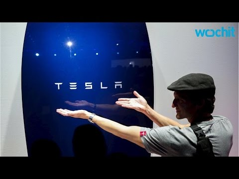 Tesla's Powerwall May Be The Future In 2017