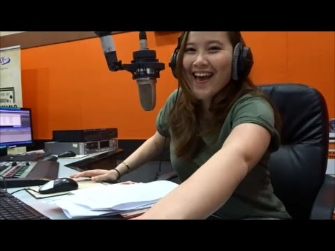 LIFE AS A RADIO ANNOUNCER