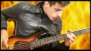 Hard Rock Bass Solo