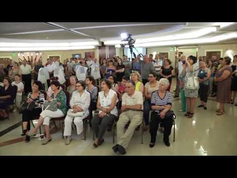 Armenia TV - Charity Exhibition.  Los Angeles, USA, July, 2016.