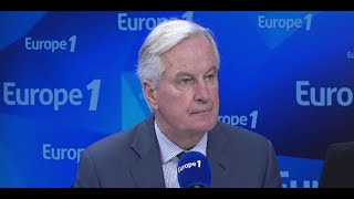 Michel Barnier n'exclue pas