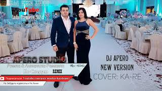 DJ Apero Ромка Анжелика Рамазян По Следам 2018 Cover Ka Re Saro Muz Kavkaz Do Am