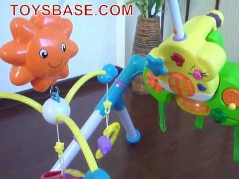 China Baby Toy - Baby Play GYM - Musical Mobile Cot