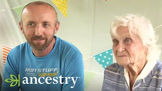 AncestryDNA - The results of a typical British Village