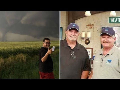 Longtime Storm Chasers Die While Tracking a Dangerous Tornado