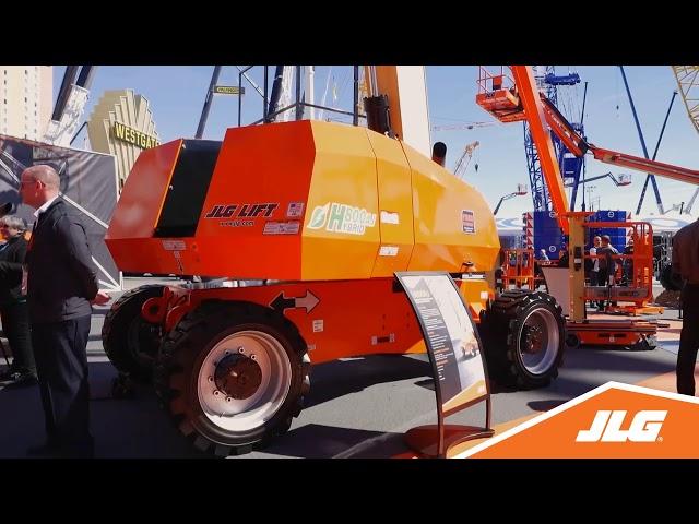 JLG thiết bị nâng cao năng suất, xe nâng người đang bán tại U-MAC