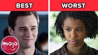 Every 13 Reasons Why Character, Ranked from Worst to Best