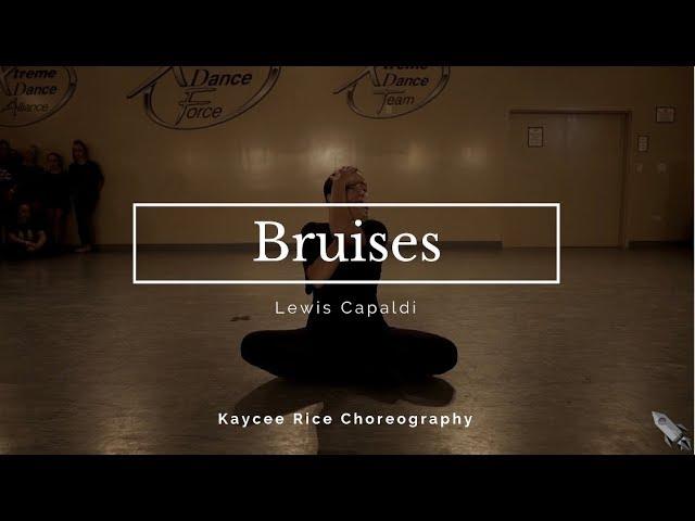 Bruises - Lewis Capaldi | Kaycee Rice Choreography
