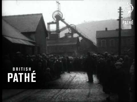 Welsh Colliery Disaster (1927)