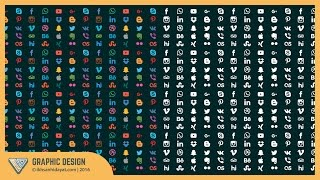 Graphic Design | Creating Social media pattern | Illustrator Tutorials
