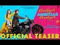 Chandigarh Amritsar Chandigarh Official Teaser Gippy Grewal Sargun Mehta 24th May