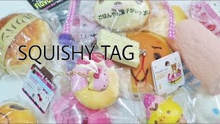 KetchupGiri Squishy Tag