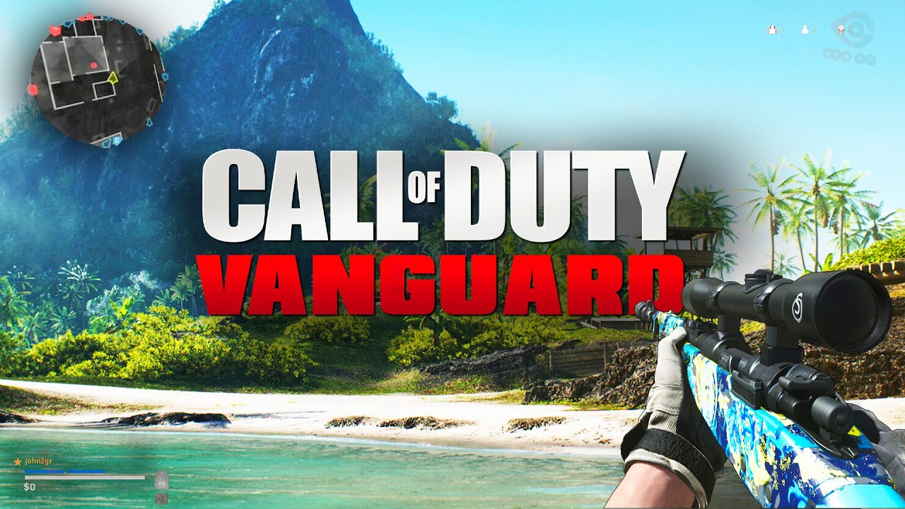 CALL OF DUTY VANGUARD : WARZONE, VÉHICULES, MAPS MULTI, ZOMBIES, ... (LEAKS COD2021)
