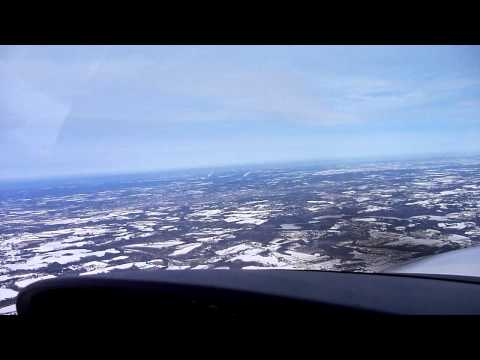 "DA-40 (G1000) - ""Highway in the Sky"""