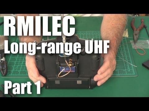 Review: RMILEC UHF long range RC system (part 1)